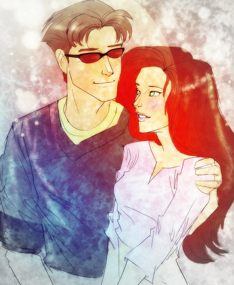 Cyclops and Jean Grey 103