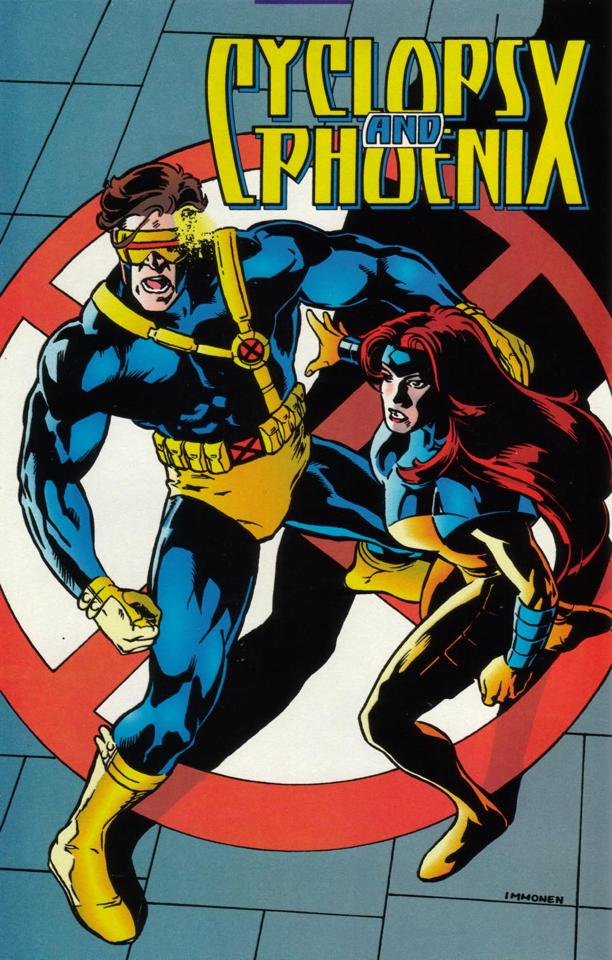 Cyclops and Jean Grey 109