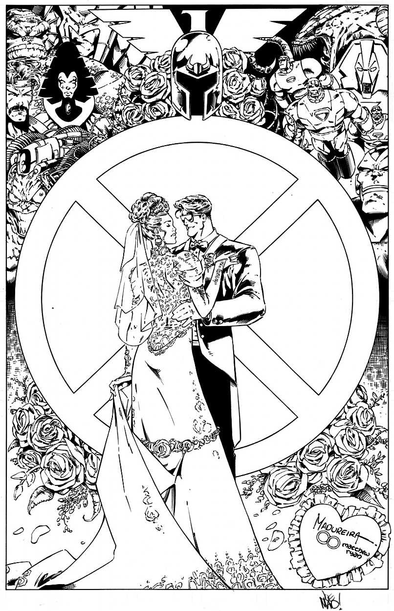 Cyclops and Jean Grey 117