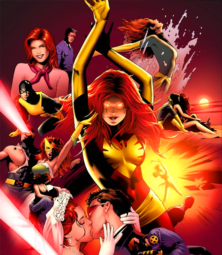 Cyclops and Jean Grey 15