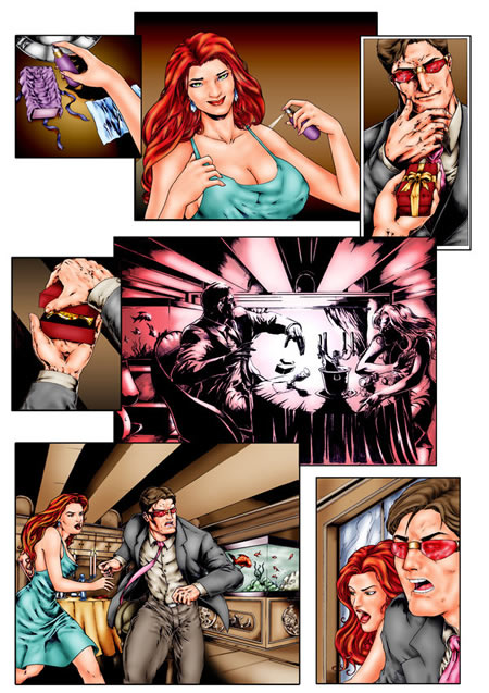 Cyclops and Jean Grey 27