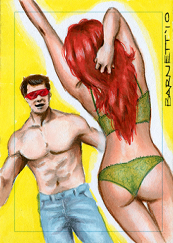 Cyclops and Jean Grey 39