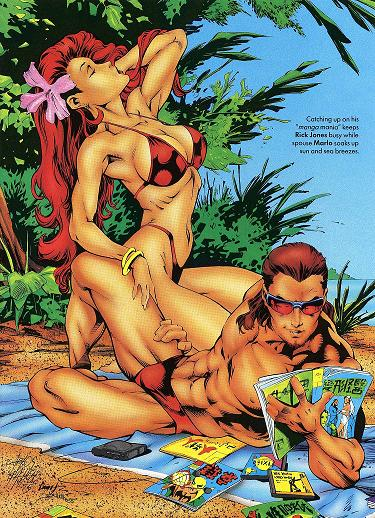 Cyclops and Jean Grey 43