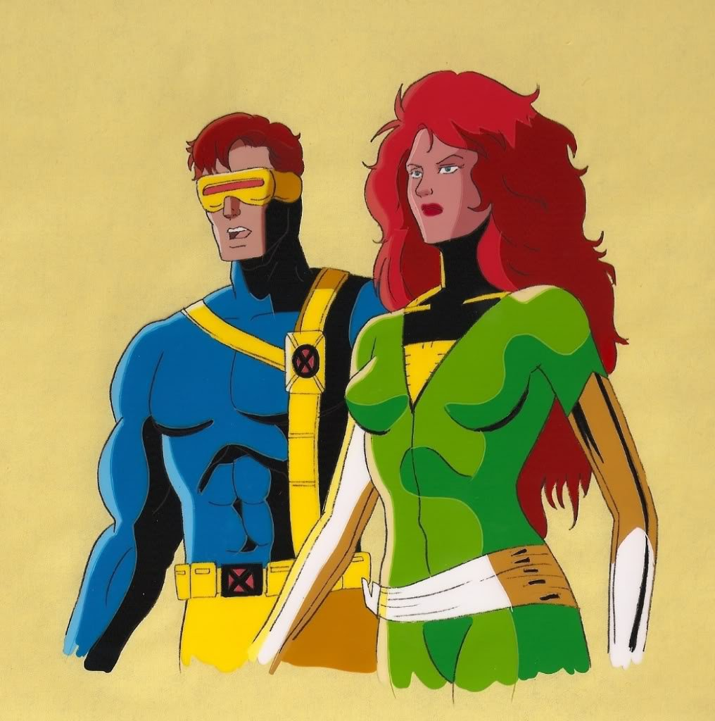 Cyclops and Jean Grey 53