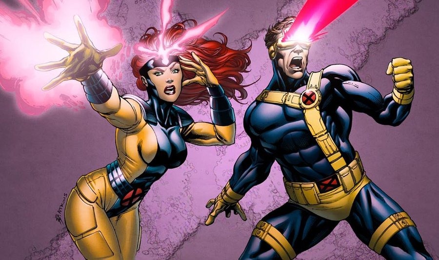 Cyclops and Jean Grey 66