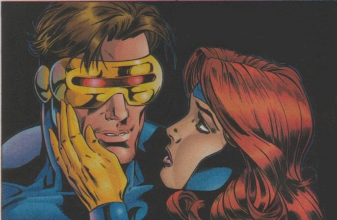 Cyclops and Jean Grey 68
