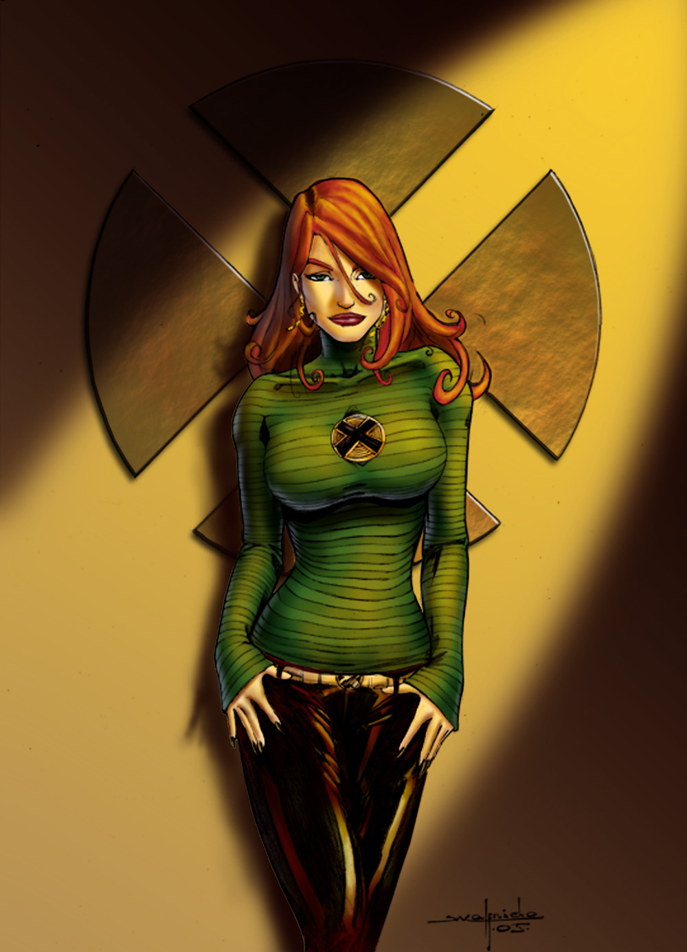 jean grey marvel: