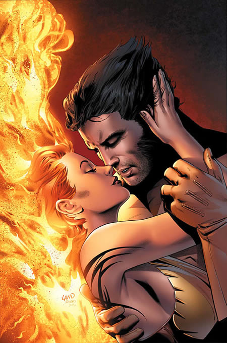 Wolverine and Jean Grey Pic 10