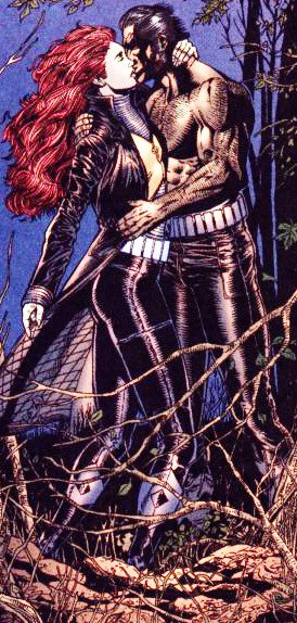 Wolverine and Jean Grey Pic 25