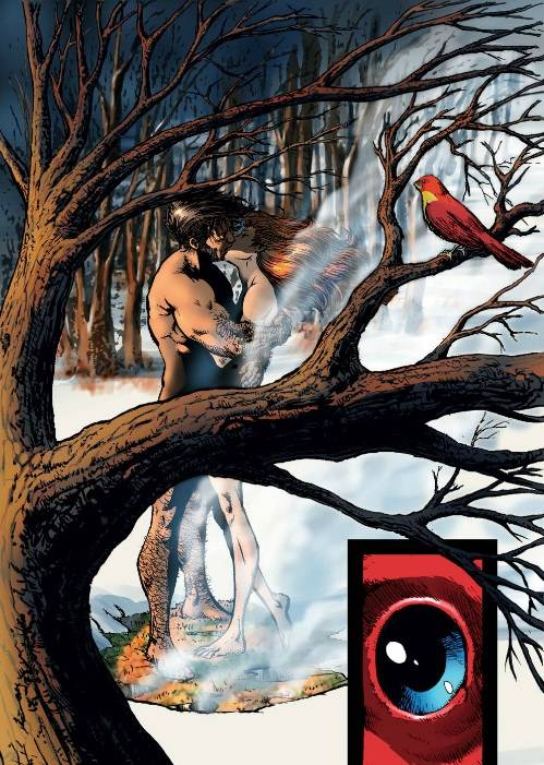Wolverine and Jean Grey Pic 28
