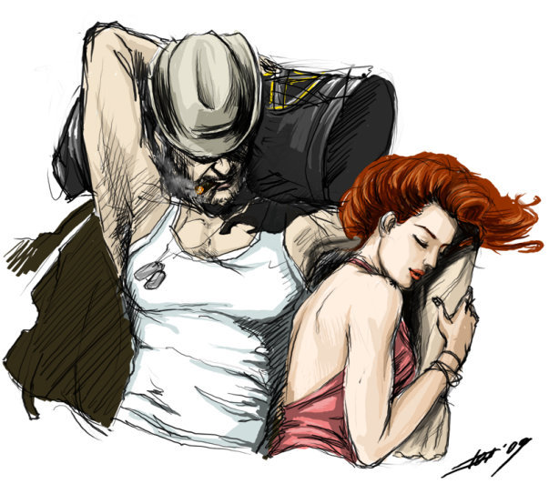 Wolverine and Jean Grey Pic 34